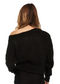 MINKPINK One Sided Jumper (Black) - ChicStyle