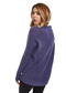 Just Female Potter Cuff Knit (Twiligt Purple) - ChicStyle