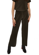 Just Female Quint Pants (Forest Night/Green) - ChicStyle