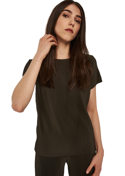 Just Female Quint Tee (Forest Night/Green) - ChicStyle