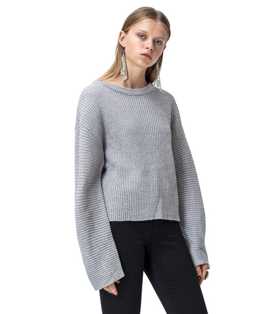 Cheap Monday Restrict Knit (Grey) - ChicStyle