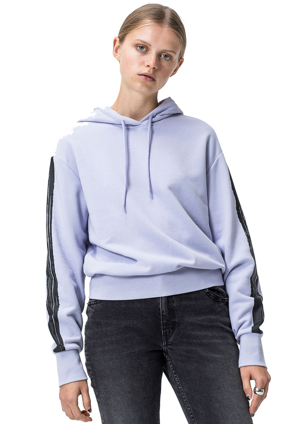 Cheap Monday Rush Hood (Dust Liliac) - ChicStyle