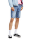 Levi's 511 Slim Hemmed Short (Larry Short/Blue) - ChicStyle