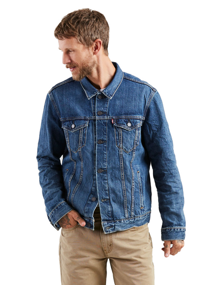 Levi's The Trucker Jacket (The Shelf) - ChicStyle