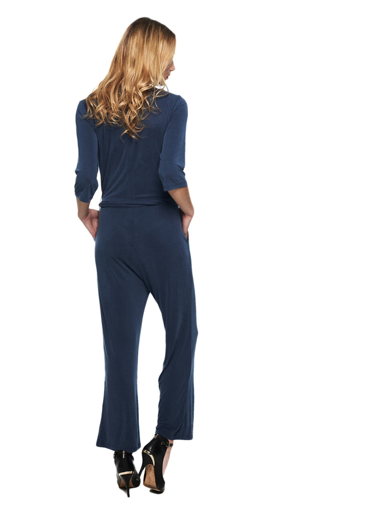 Just Female Gandi Jumpsuit (Blue Stone) - ChicStyle
