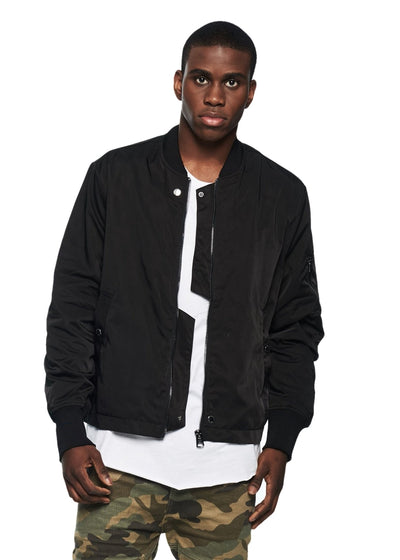 Cheap Monday Beat Bomber (Black) - ChicStyle