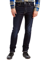 Levi's 510 Skinny Fit (Nevermind/Navy) - ChicStyle