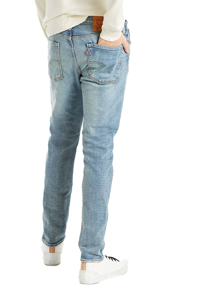 Levi's 510 Skinny Fit (Rivercreek/Light Blue) - ChicStyle