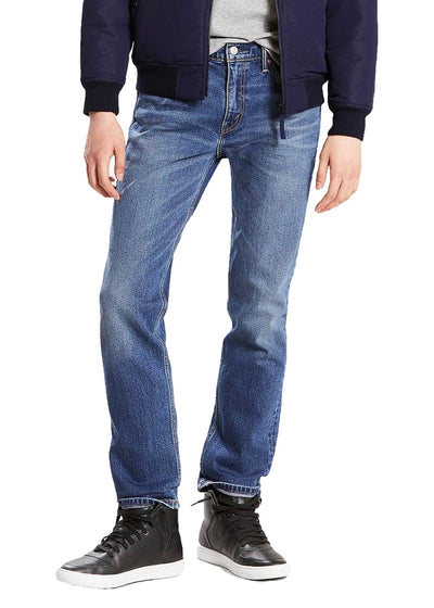 Levi's 511 Slim Fit (Bebop/Blue) - ChicStyle