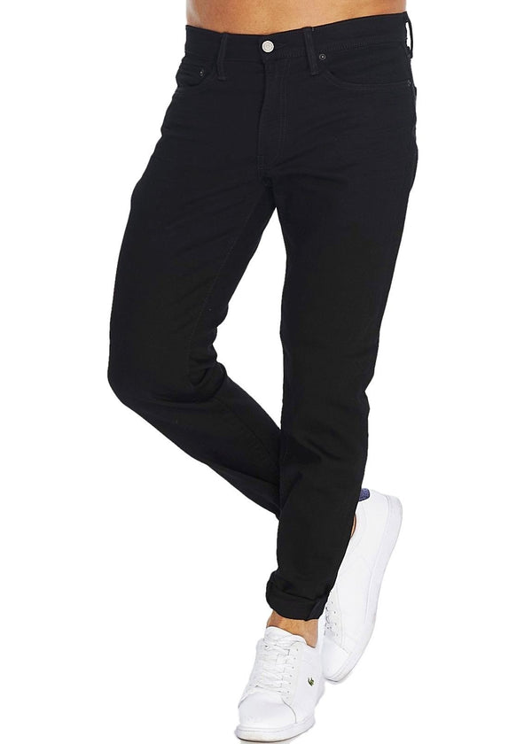 Levi's 511 Slim Fit (Black) - ChicStyle