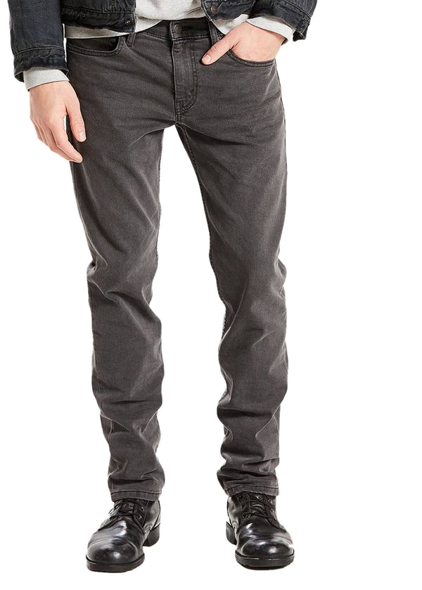 Levi's 511 Slim Fit (Noise Addict/Grey) - ChicStyle