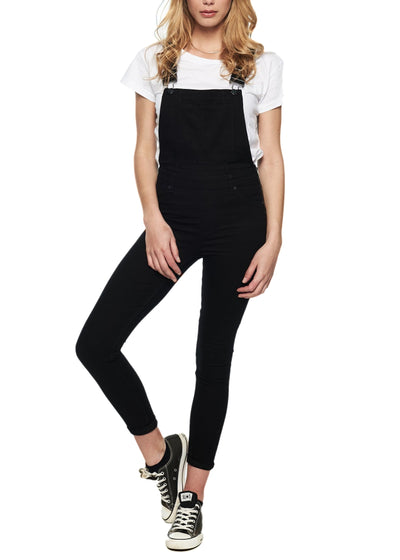 Cheap Monday Dungaree Spray (Black) - ChicStyle