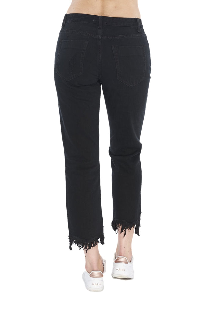 Glamorous Ladies Jeans (Black) - ChicStyle