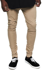 I Love Ugly Zespy Pant (Beige) - ChicStyle
