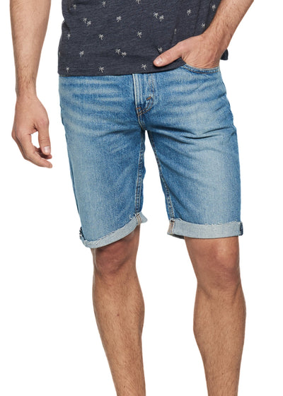 Levi's 511 Slim Cut Off Short (Bob/Light Blue) - ChicStyle