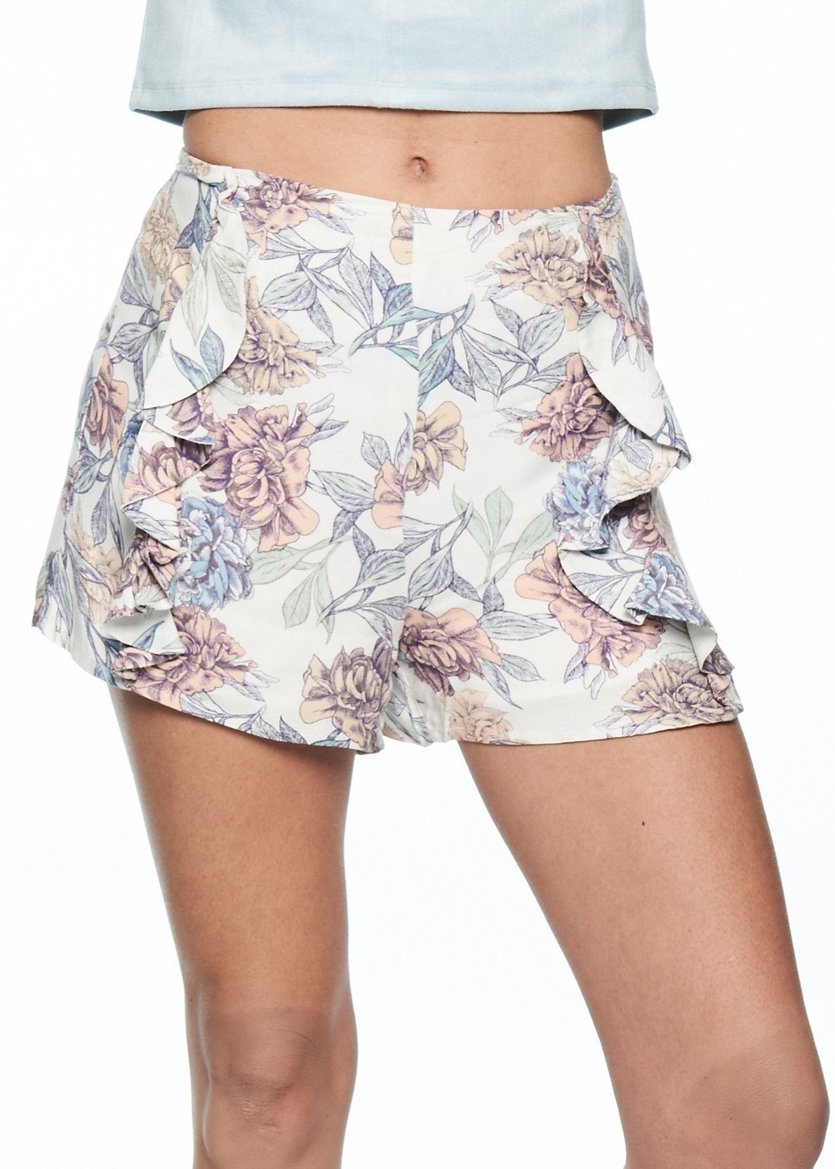Shorts - Mysterious Shorts (Multicolor)