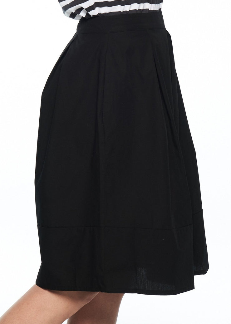 Just Female Neville Skirt (Black) - ChicStyle