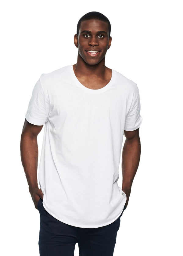 Cheap Monday Alloy Tee (White) - ChicStyle