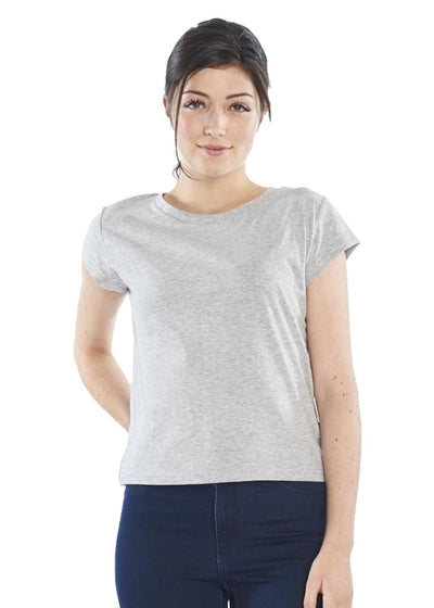 Cheap Monday Have Tee (Grey Melange) - ChicStyle