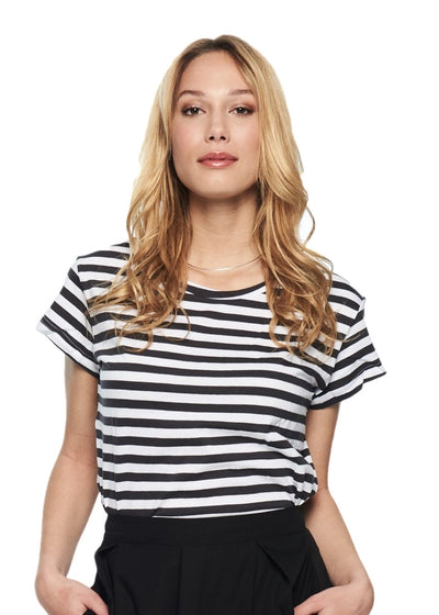 Cheap Monday Have Tee (Shadow/White) - ChicStyle