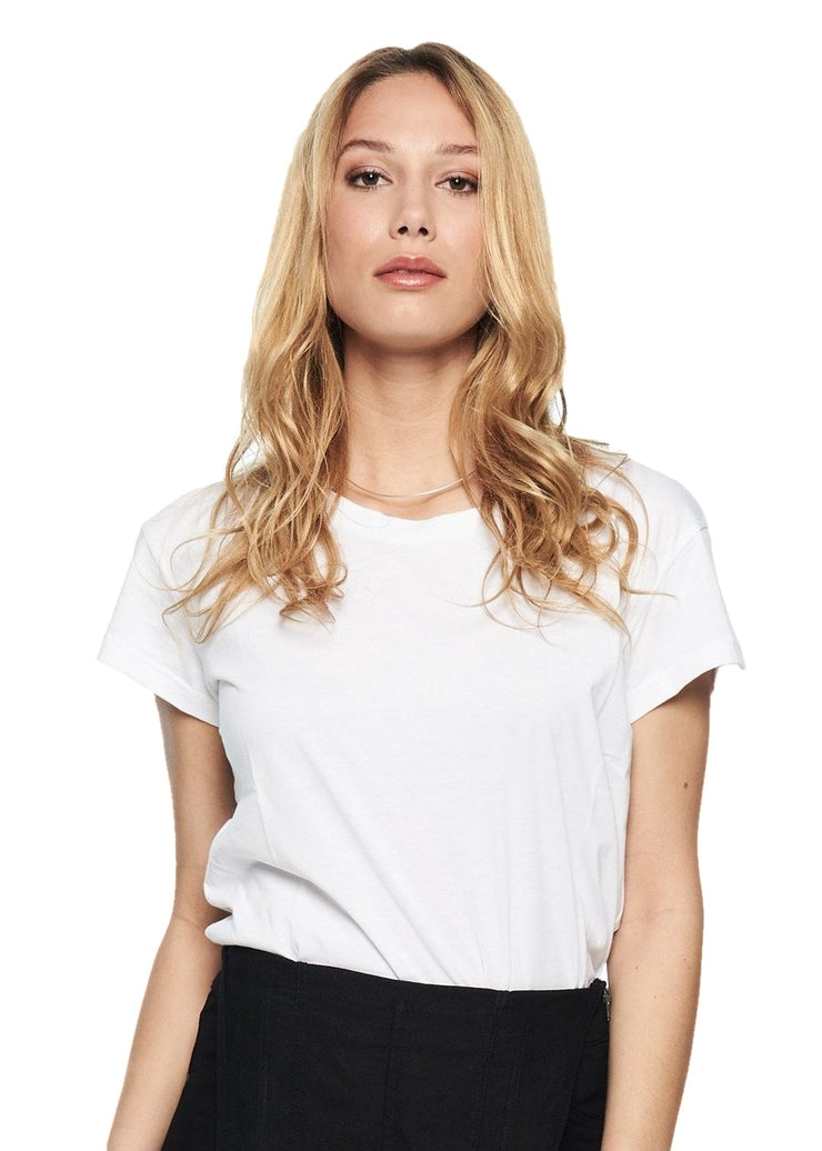 Cheap Monday Have Tee (White) - ChicStyle
