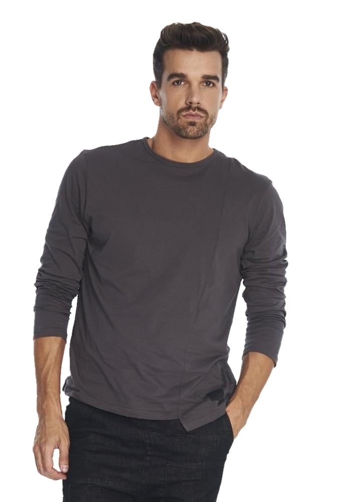 Cheap Monday Leftover Tee (Dark Grey) - ChicStyle