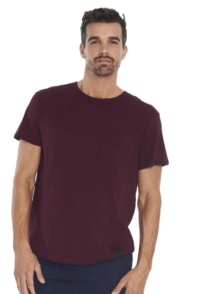 Cheap Monday Standard Cut Tee (Darkest Red) - ChicStyle