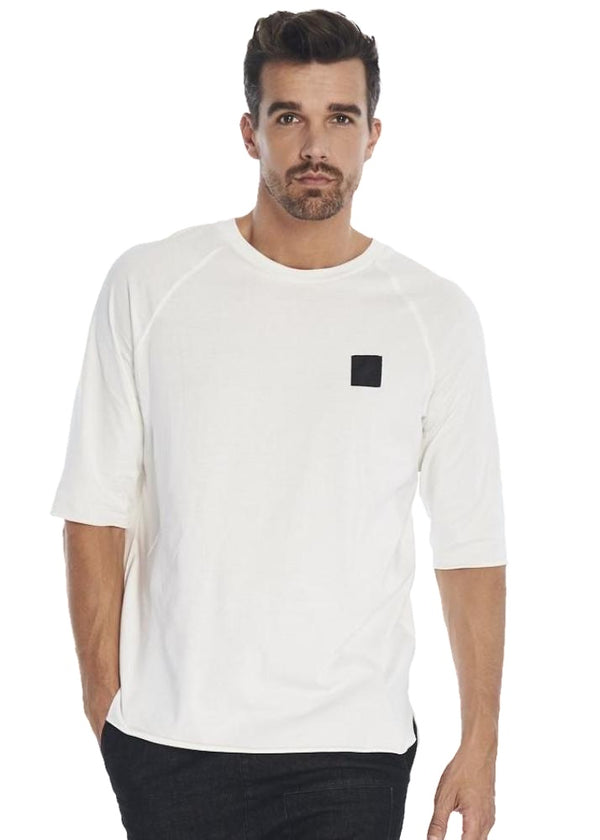 Cheap Monday Sum Edge Tee (Dirty White) - ChicStyle