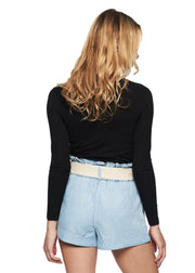 MINKPINK Asilah Top (Black) - ChicStyle