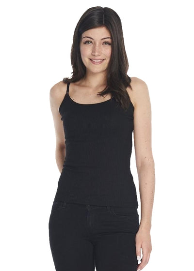 Cheap Monday Biter Tank (Black) - ChicStyle