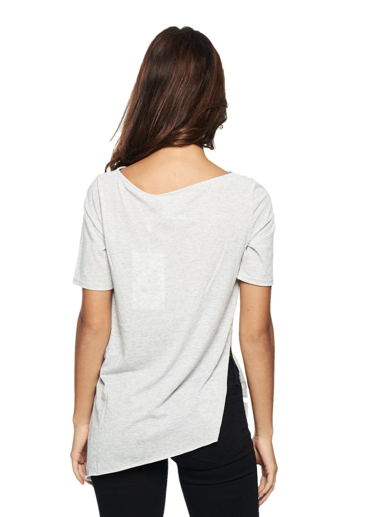 Cheap Monday Mirth Top (Grey) - ChicStyle