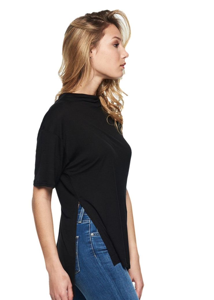 Cheap Monday Noir Top (Black) - ChicStyle