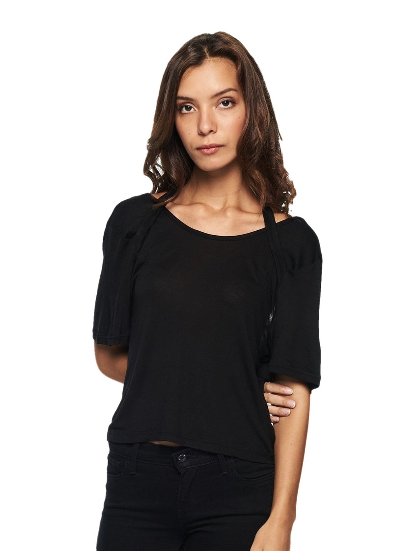 Cheap Monday Reject Top (Black) - ChicStyle