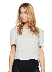 Cheap Monday Reject Top (Grey) - ChicStyle