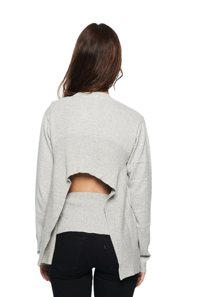 Cheap Monday Youth Knit (Grey) - ChicStyle