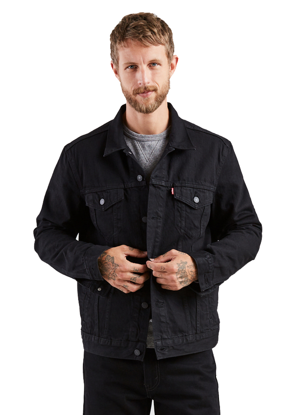 Levi's The Trucker Jacket (Berkman) - ChicStyle