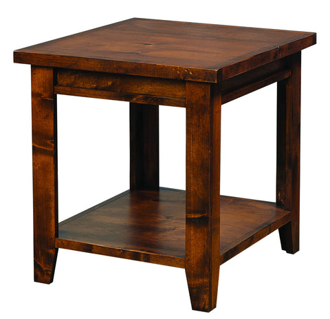 Alder Grove End Table