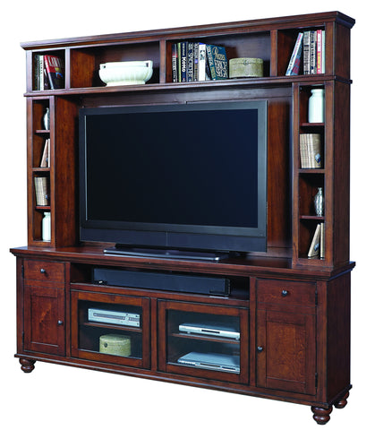 "Cambridge 85"" Console & Hutch"