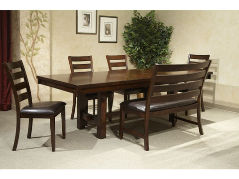 Kona Gathering Trestle Dining Table