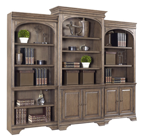 Arcadia Bookcase Wall