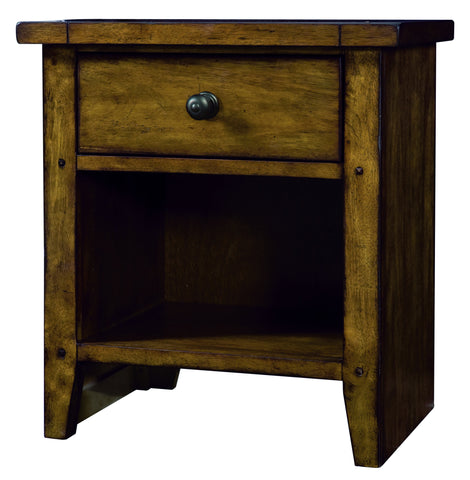 Cross Country One Drawer Nightstand