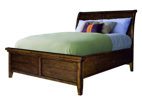 Cross Country Sleigh Bed