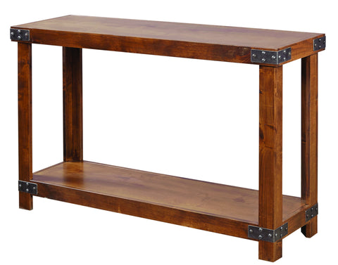 Industrial Sofa Table