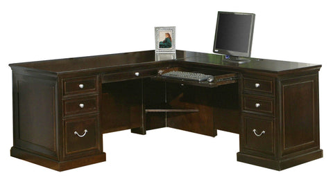Fulton L-Shape Desk