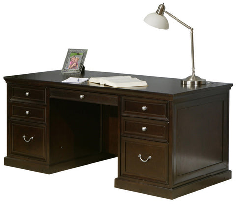 "Fulton 72"" Executive Desk"