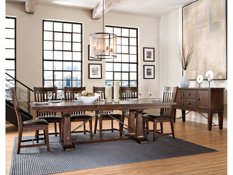 Hayden Trestle Table