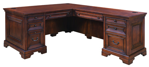 Richmond L-Shape Desk