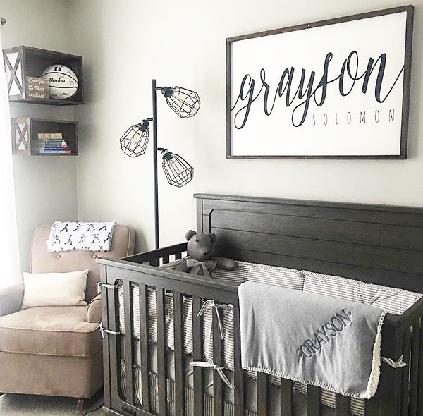 Nursery Custom Name