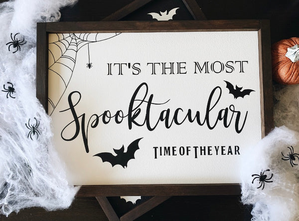 The most spooktacular of the year!