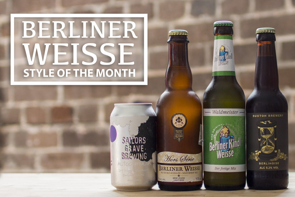 Style of the Month: Berliner Weisse
